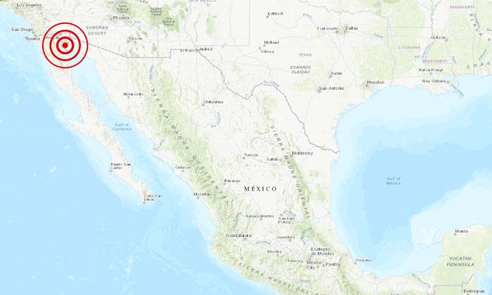Sismo de magnitud 4.0 sacude a Baja California