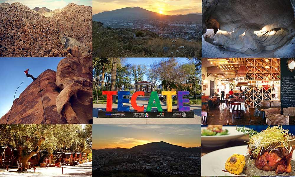 Visita Tecate en estas vacaciones de Semana Santa