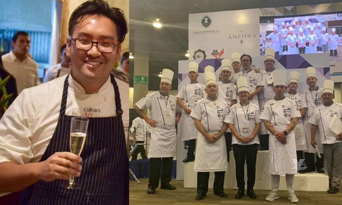 Chef Marcelo Hirasaki de Restaurante Amores en Tecate gana el primer lugar nacional en Copa Vatel Profesional Culinaria