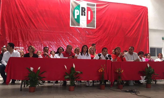 Enrique Acosta tacha de TRAIDORES a Priistas que ahora sirven a candidato de Morena