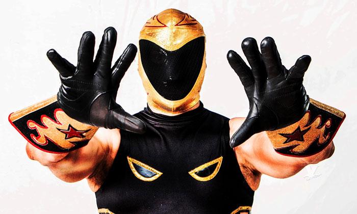 Tinieblas Jr será el nuevo héroe de Marvel