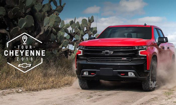 Tour Cheyenne llega a Tijuana para presentar su nueva generación de automóviles