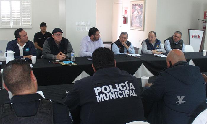 Refuerza Gobierno Municipal de Rosarito Operativos por Temporada Vacacional