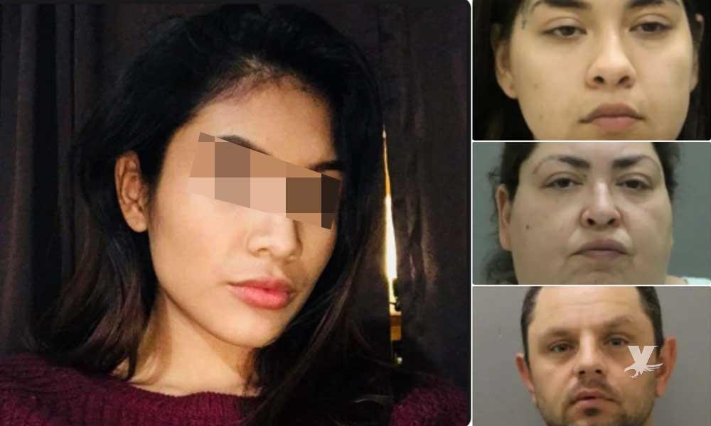 Mujer embarazada es abierta por el abdomen y después asesinada para robarle a su bebé