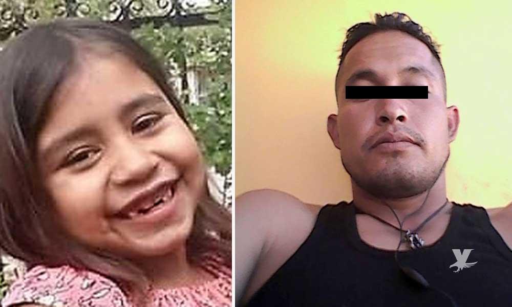 Capturan al presunto asesino de la pequeña Itzel Nohemí en SLRC