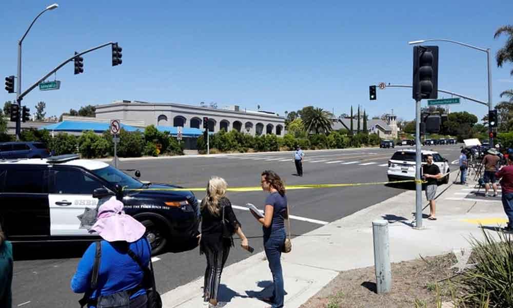 Actuó solo el atacante de la Sinagoga en San Diego