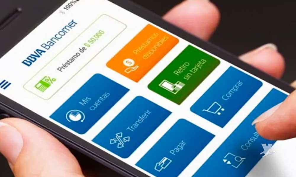Alertan por estafa a usuarios con cuentas en BBVA Bancomer