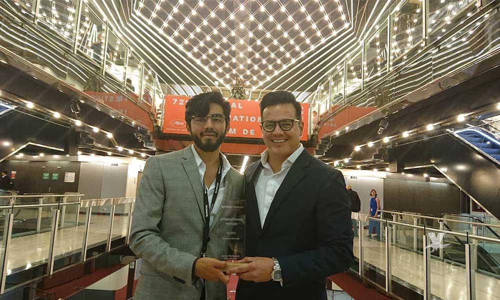 Talento Tijuanense resulta ganador en la 72ª edición del Festival de Cannes de Francia