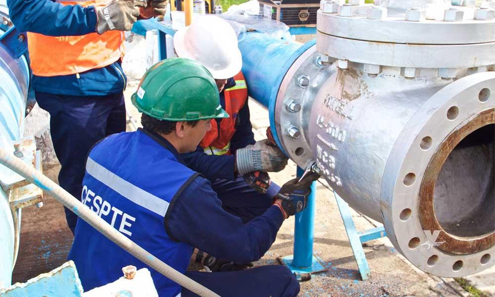 Anuncia CESPTE falta de agua en 3 colonias de Tecate