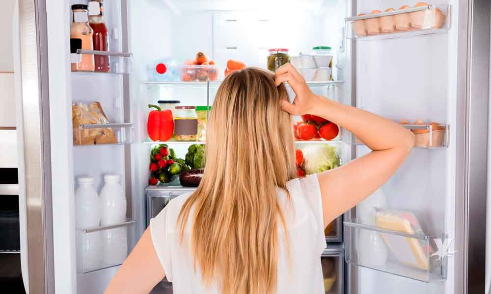 Alimentos que no debes guardar en el refrigerador