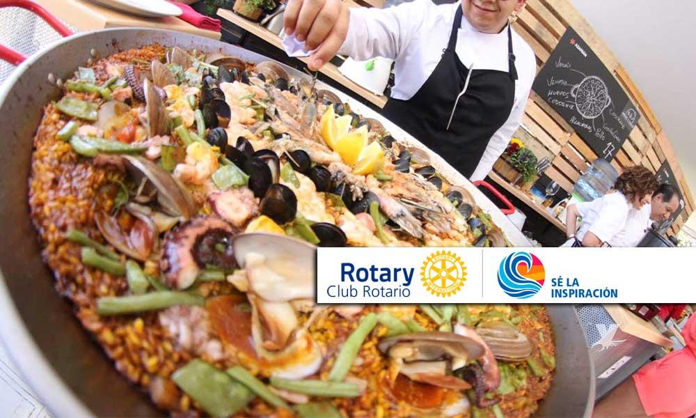 Abren convocatoria del Festival del Vino y las Paellas 'Tecate Principio y Fin' de Club Rotario de Tecate