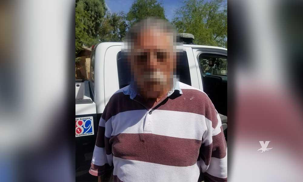 Capturan en Mexicali a sujeto buscado por el FBI por secuestro y tortura del agente Enrique Camarena