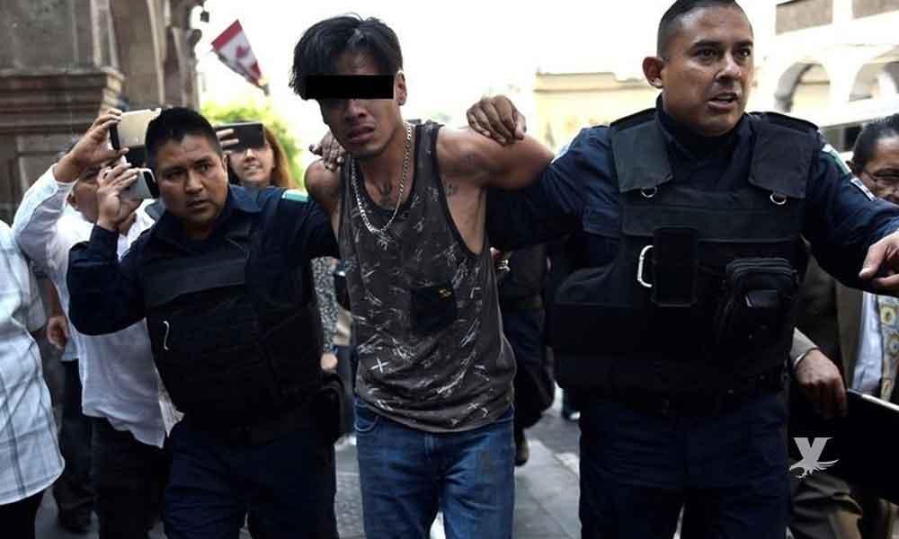 Cobró 5 mil pesos por matar a dos personas en el Zócalo de Cuernavaca