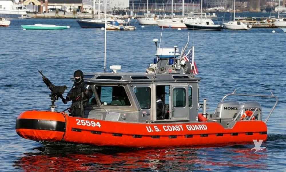 Detiene a 13 mexicanos indocumentados a bordo de lanchas en San Diego