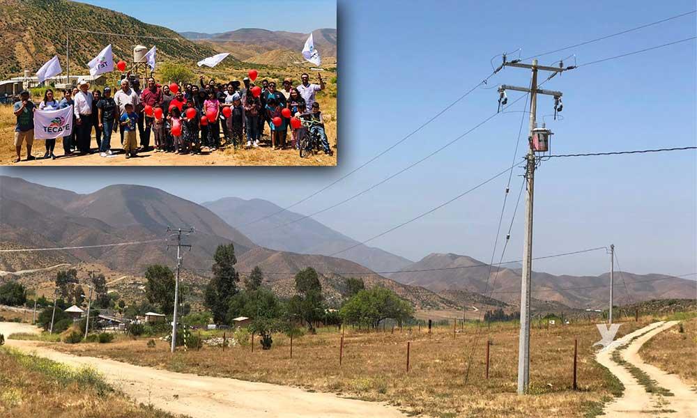 """""""EL Testerazo"""" cuenta con una nueva obra de electrificación: Ayuntamiento de Tecate"""