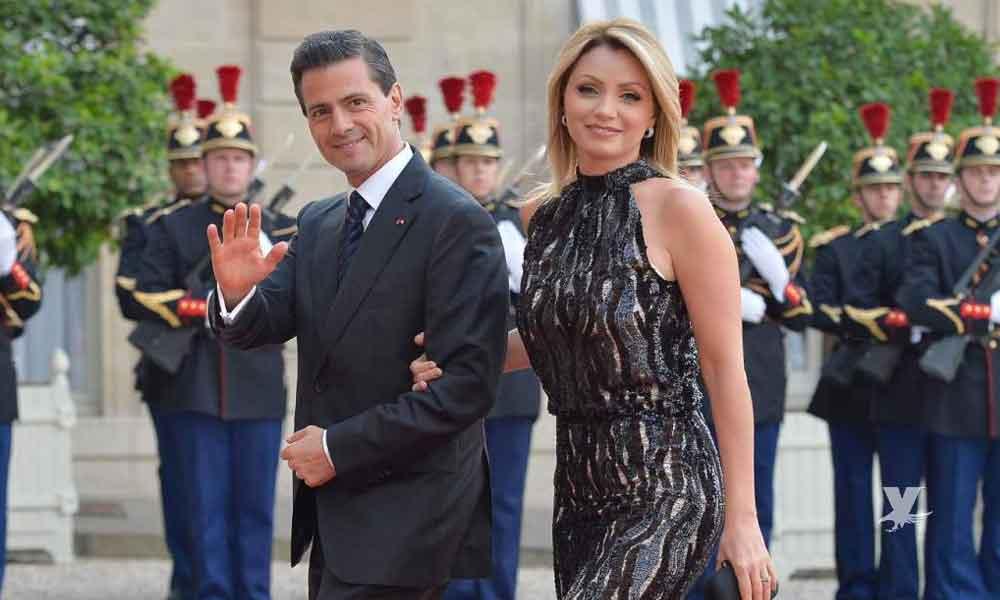 Peña Nieto anuncia oficialmente su divorcio con Angélica Rivera