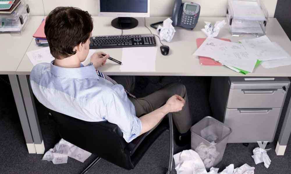 A partir de octubre podrás demandar a tu jefe si el trabajo te genera estrés laboral