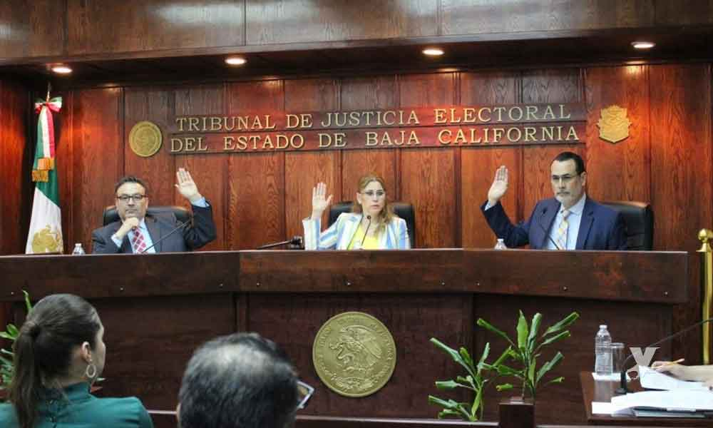 Tribunal Electoral anuncia que gubernatura durará 2 años en Baja California
