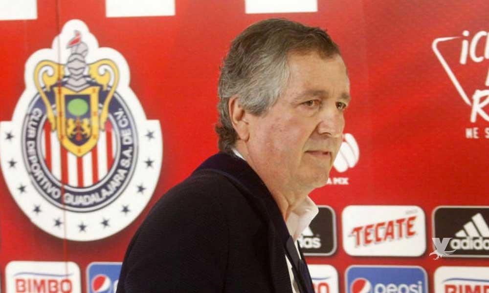 Jorge Vergara tiene cáncer terminal, por eso dejó a su hijo al frente de Chivas
