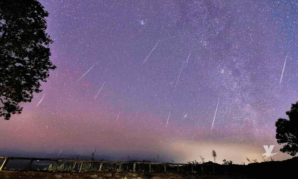 Lluvia de estrellas iluminará el cielo de México este fin de semana