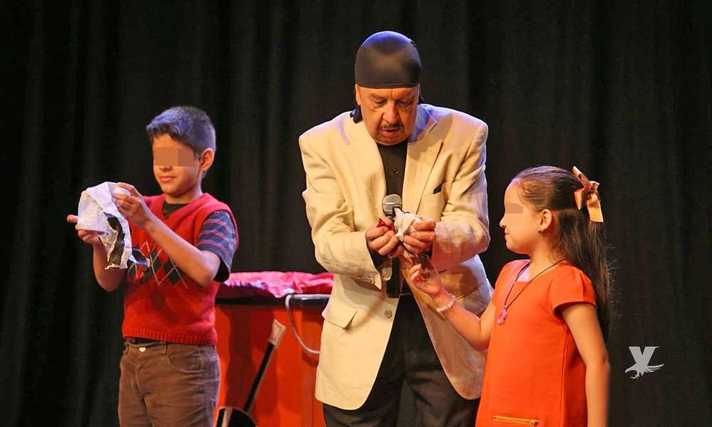 Muere a los 73 años el famoso mago Chen Kai