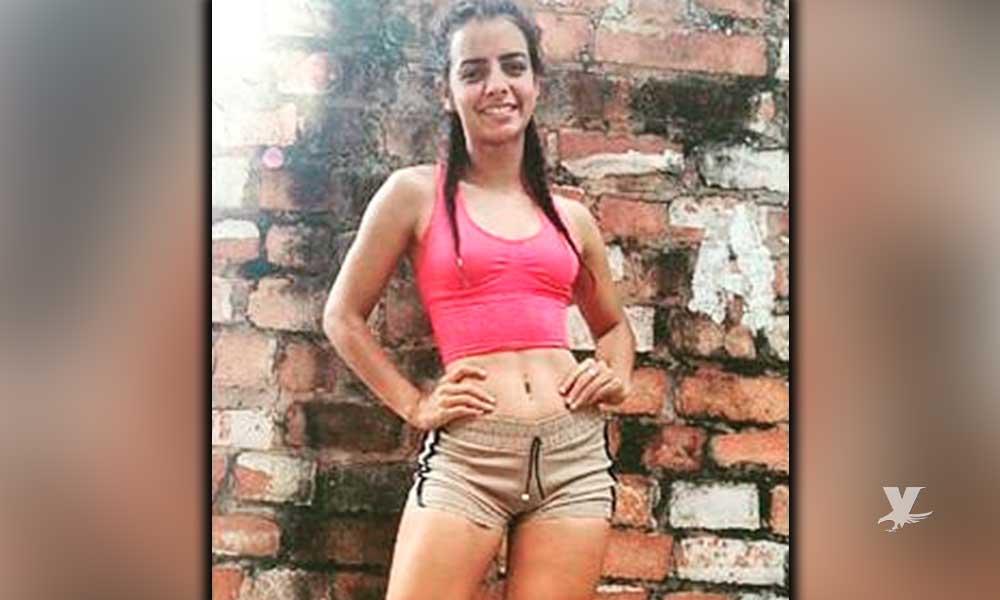 (FOTOS) Sofía Riquelme es conocida como la albañil más sexy