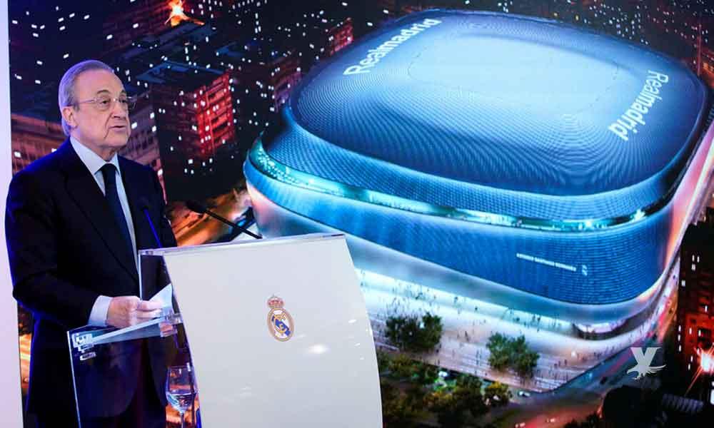 Empresa mexicana será la encargada de reconstruir el estadio del Real Madrid