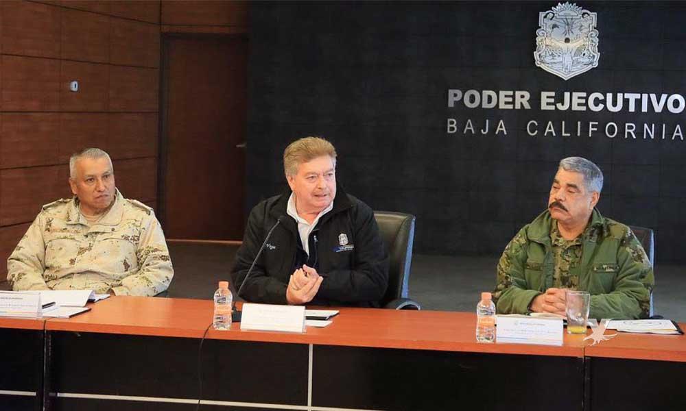 Evalúan en C3 a los primeros elementos de la Secretaría de Marina para formar parte de la Guardia Nacional en BC