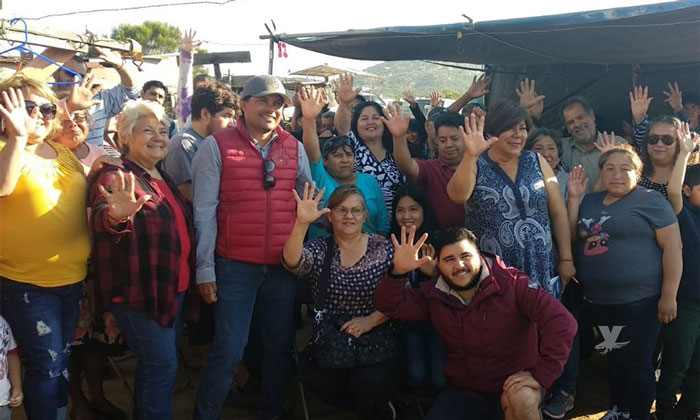 La seguridad pública detonará el turismo, además del bienestar de las familias de Tecate: Javier Urbalejo