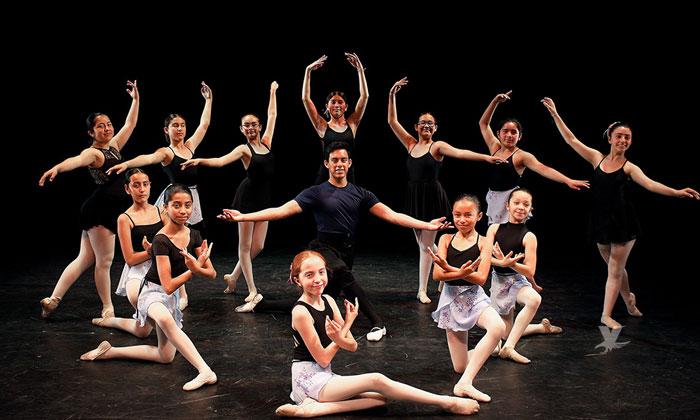 CEART Tecate fue sede del Primer Encuentro de Academias de Ballet