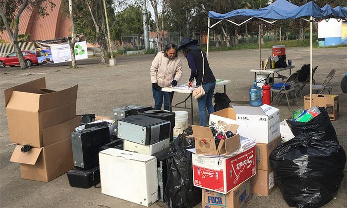 Se realizará jornada de reciclaje en UTT