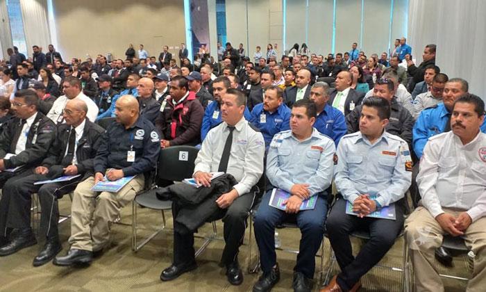 SSPE realiza congreso de seguridad privada en Tijuana