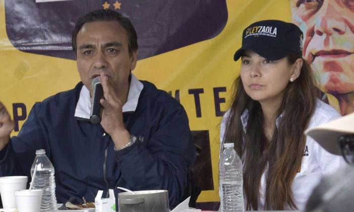No vamos a dejar que la lucha y sacrificios para recuperar Tijuana caigan en saco roto: Julián Leyzaola