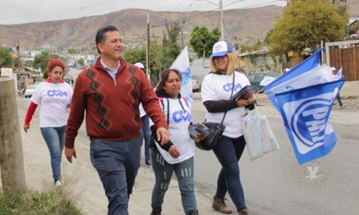 Los votos se ganan cara a cara y no malgastando el recurso de los ciudadanos: Mario Benítez