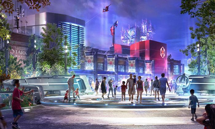 """Parque temático de Marvel abrirá en 2020 en Disneyland; reclutarán """"súper héroes"""""""