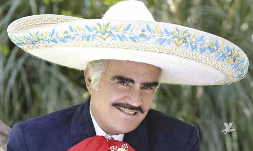(VIDEO) Vicente Fernández se niega recibir un hígado por miedo a que perteneciera a un homosexual