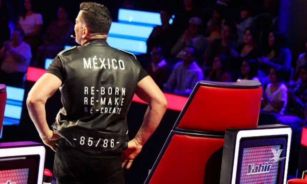 (VIDEO) Yahir selecciona por error a cantante en 'La Voz México'