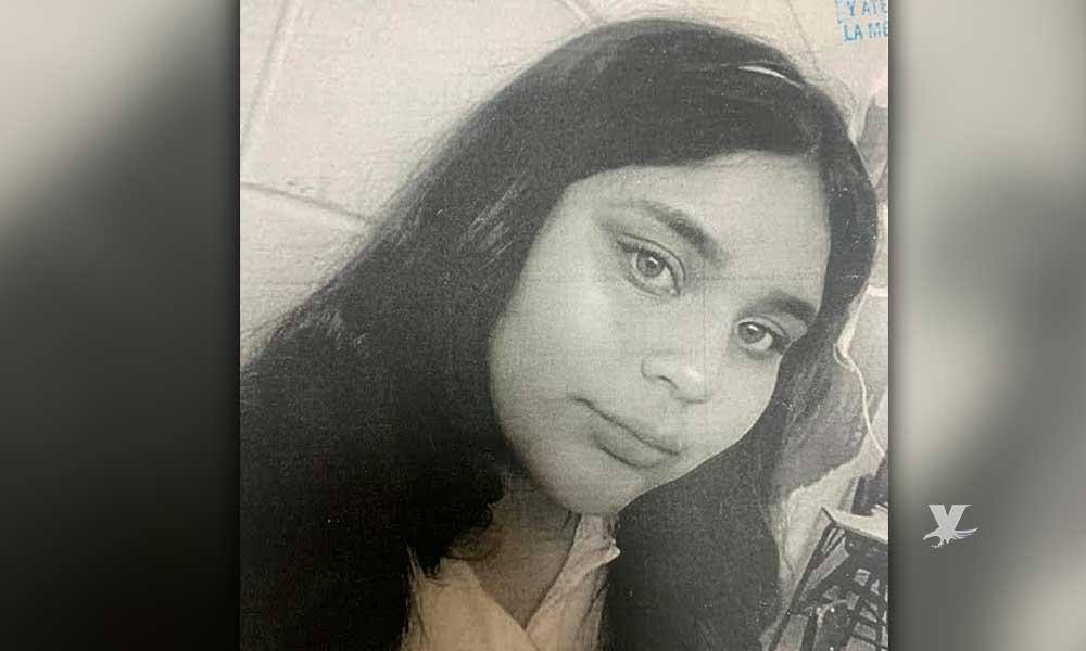 Ayúdanos a encontrarla, María Fernanda de 14 años está desaparecida