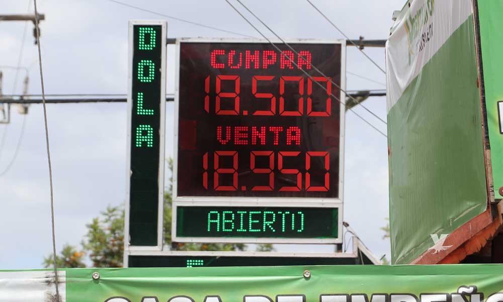 Precio del dólar hoy 11 de junio de 2019 en Tecate