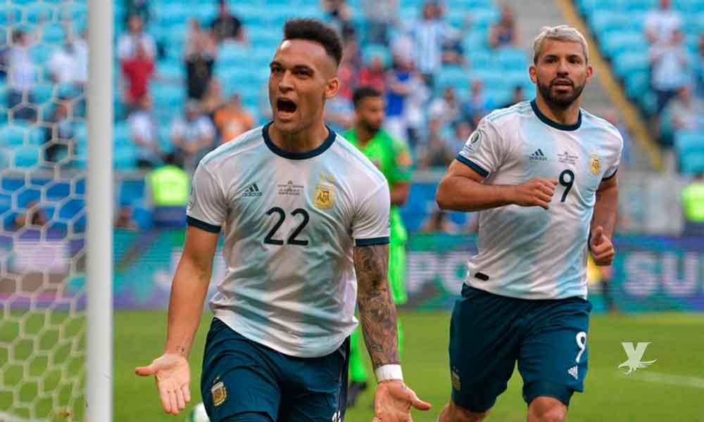 Argentina vence a Venezuela, ahora enfrentará a Brasil en semifinales de la Copa América