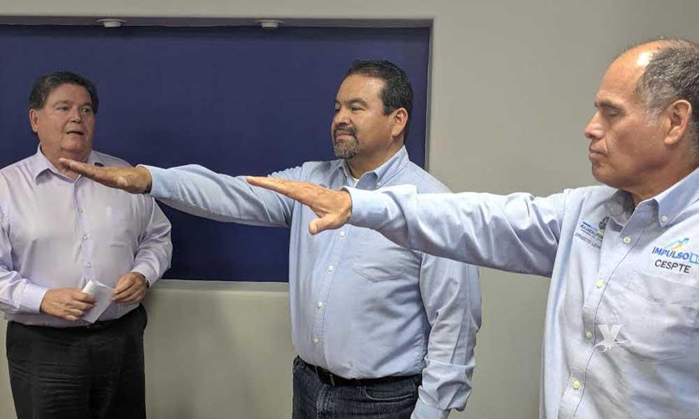 Armando Álvarez Zavala nuevo Director General de la CESPTE en Tecate