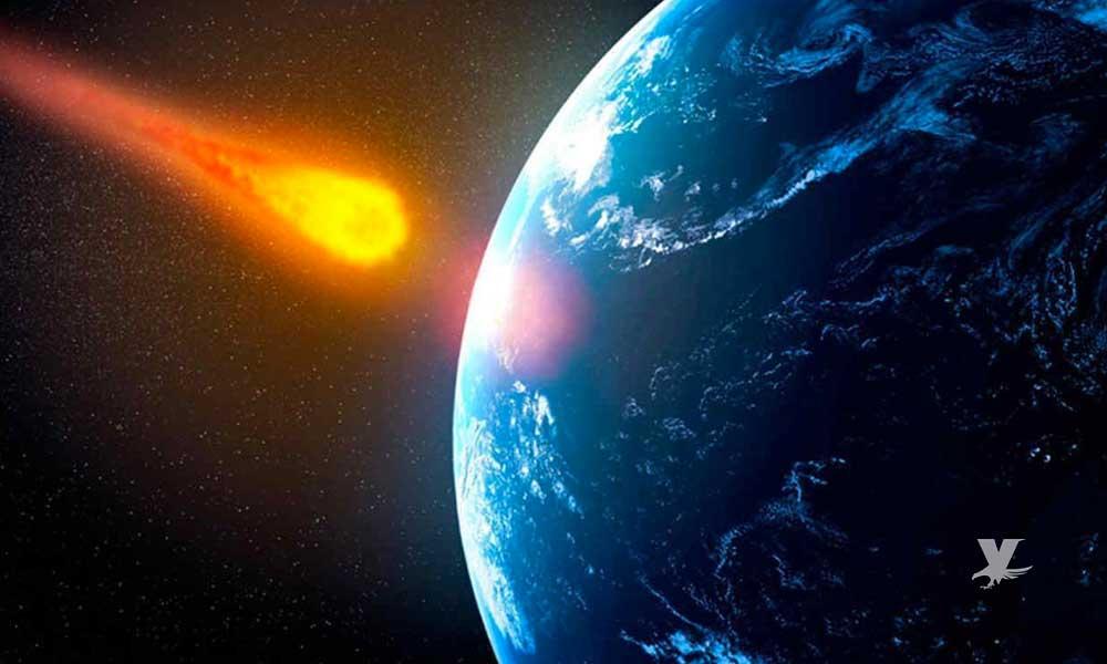 Anuncian que asteroide pasará muy cerca de la tierra