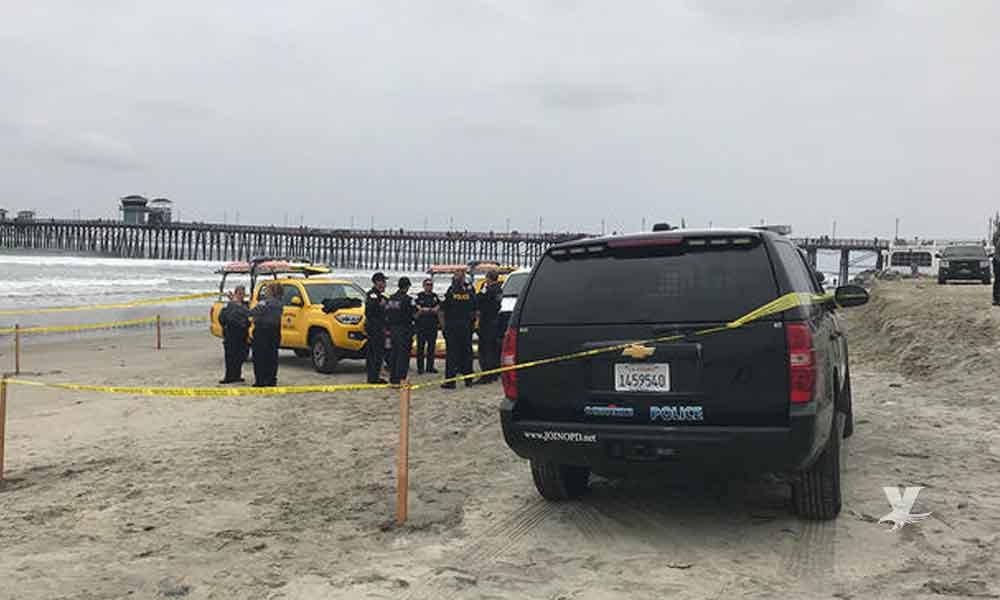 Encuentran después de 9 días el cuerpo del hombre que cayó del muelle de San Diego