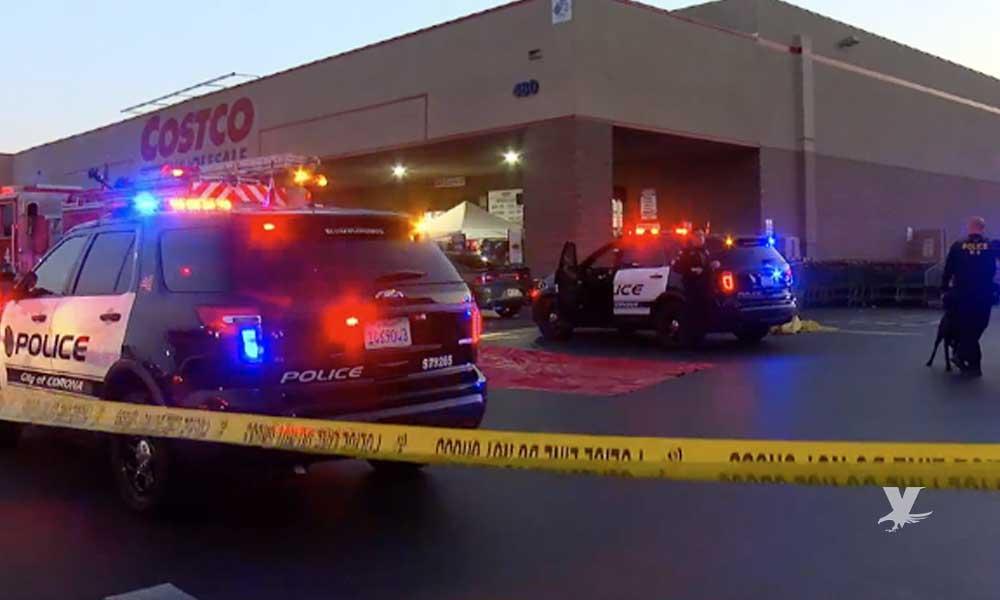 Tiroteo en Costco de California deja saldo de un muerto y dos heridos