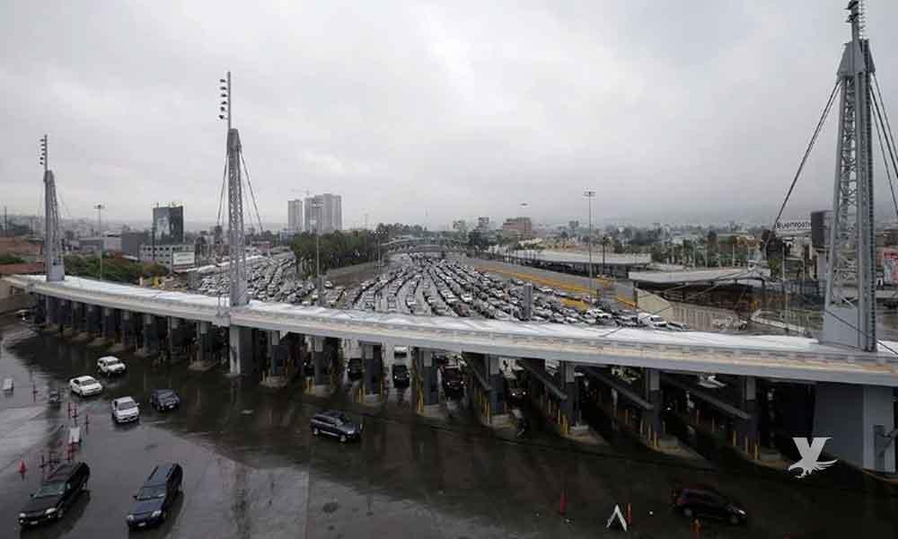 Planean construir nuevo cruce fronterizo entre San Diego y Tijuana
