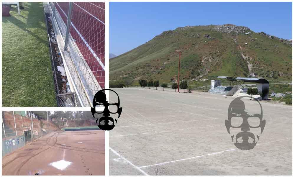 Deportes en Tecate, un tema tan olvidado como sus campos; donde sólo ganan sus presidentes
