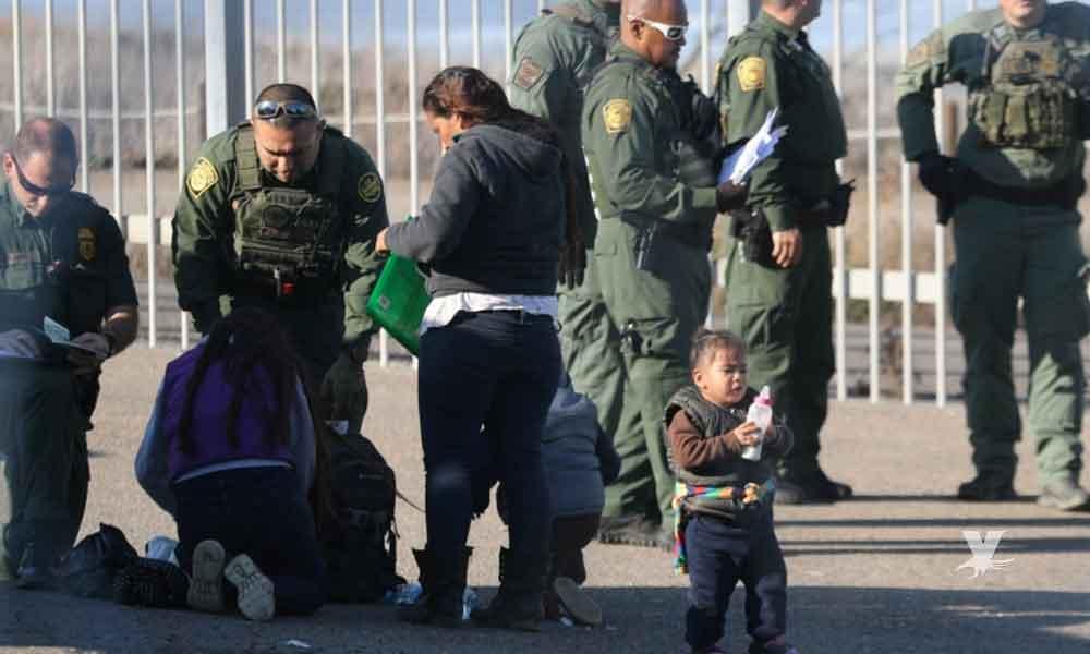 Detenciones de migrantes en San Diego han aumentado 611%