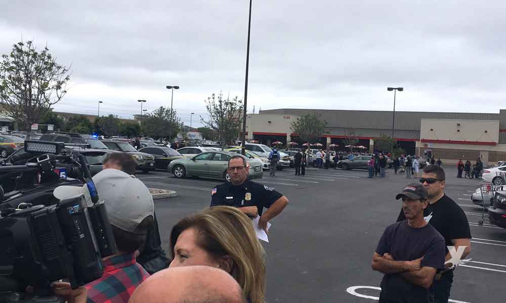 Tiroteo en Costco de Chula Vista, California