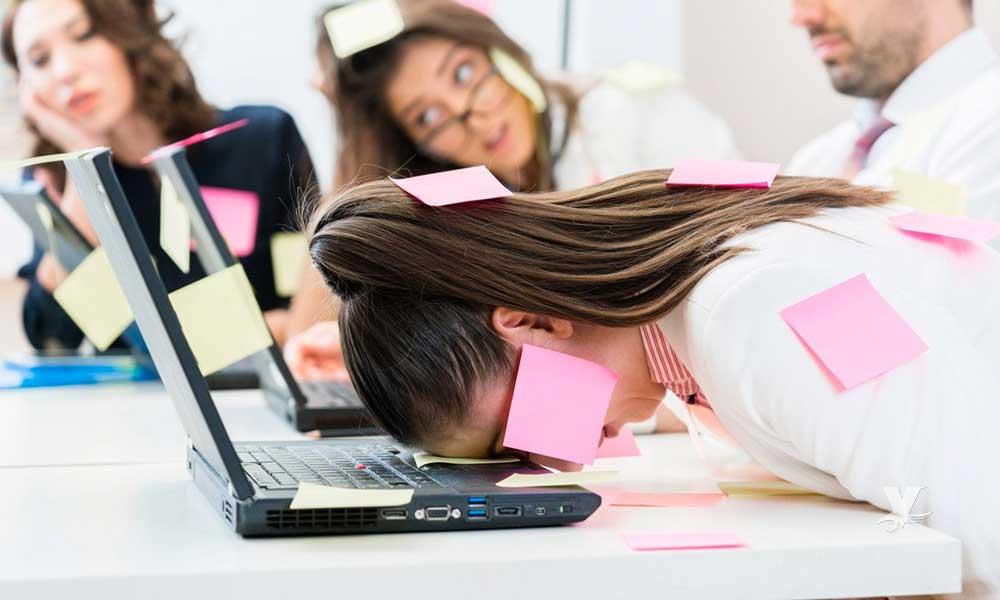 Consejos para eliminar el estrés laboral