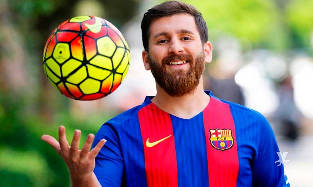 Hombre aprovechó su parecido con Messi para abusar de al menos 23 mujeres